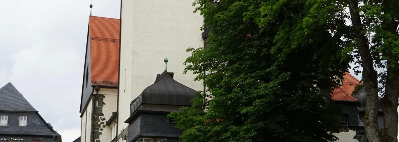 Lutherkirche in Bad Steben